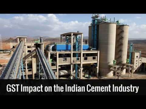 GST Impact Cement Industry