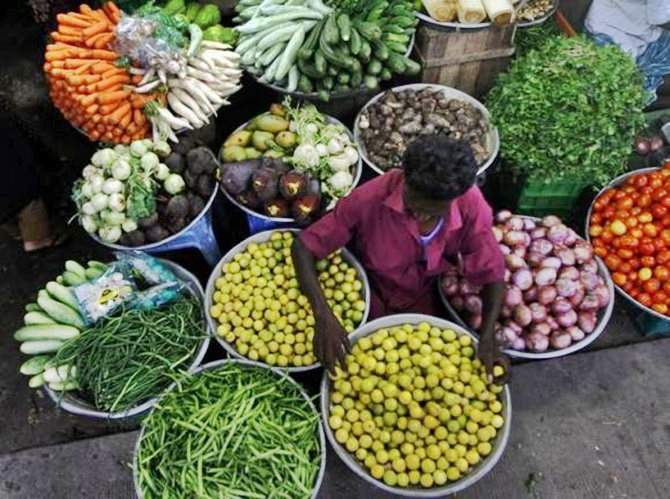 Agriculture and small traders