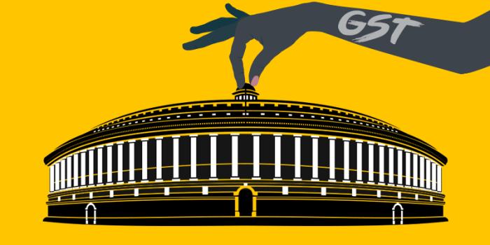 GST Loksabha