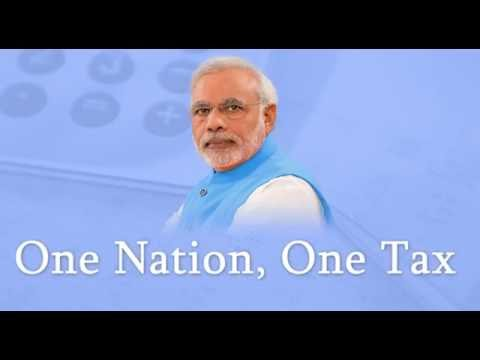 one nation one tax