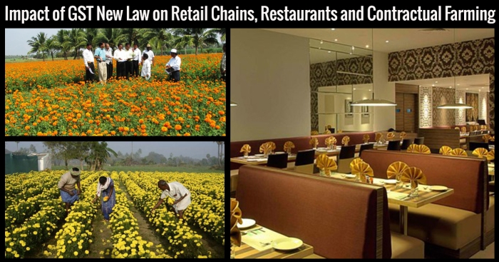 Retail Chains, Restaurants and Contractual Farming